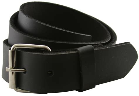 Cowhide Belts seris 100 leather cowhide roller belt black 1 5 quot wide