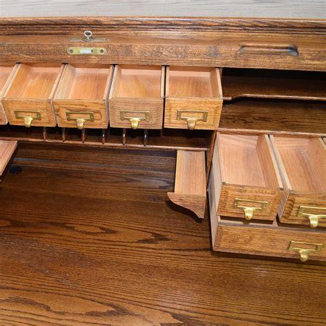 oak roll top desk used 84 off antique oak roll top desk tables