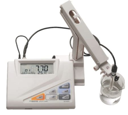 Ph Meter Digital Sk 650ph 주 제이엠 jm instruments corp