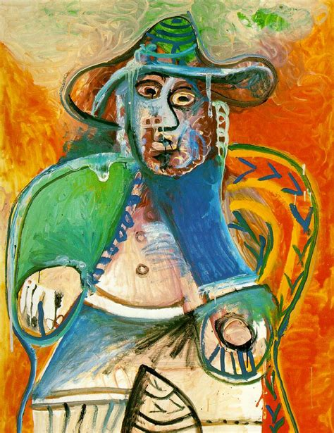 picasso paintings of pablo picasso
