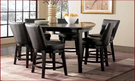 kitchen  dining room rustic counter height dining table triangle counter height dining table