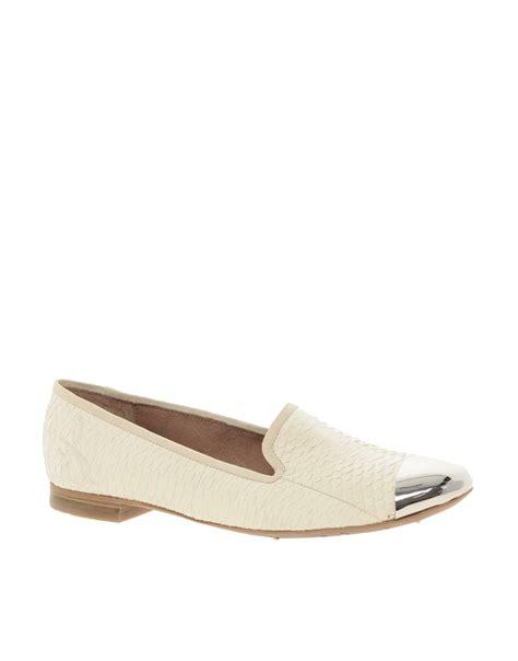 sam edelman slipper sam edelman aster metal tip slipper shoes in beige