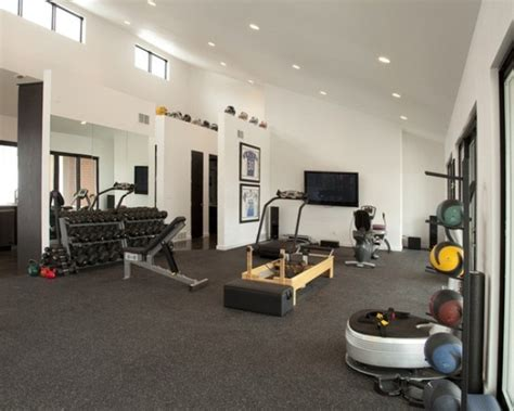 design home gym online 58 well equipped home gym design ideas digsdigs