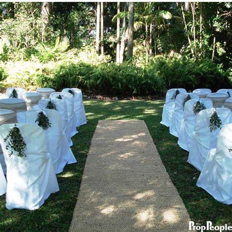 Wedding Aisle Runner For Grass by Sea Grass Runner