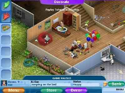 house design virtual families 2 virtual families 2 our dream house pc game download