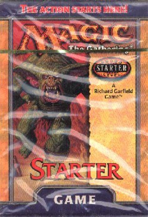 magic starter deck mtg starter deck hill s wholesale gaming
