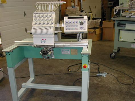 used sewing machine embroidery machine used for sale commercial makaroka com