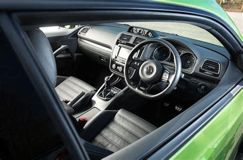 scirocco volkswagen interior volkswagen scirocco r review 2018 autocar