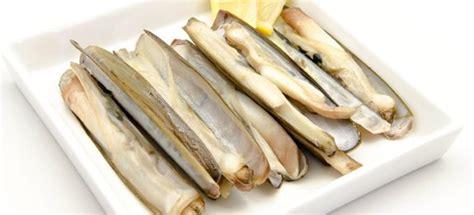 come cucinare i cannolicchi ricetta cannolicchi aglio e prezzemolo cucinarepesce