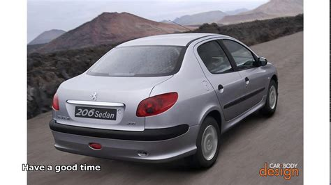 peugeot 206 sedan 2015 peugeot 206 sedan pictures information and specs