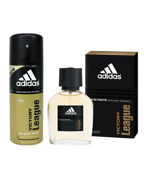 Parfum Adidas Victory League adidas victory league perfume edt 100 ml deodorant spray 150 ml buy at best prices