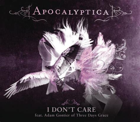 I Dont Care Mp3 | apocalyptica music i don t care feat adam gontier
