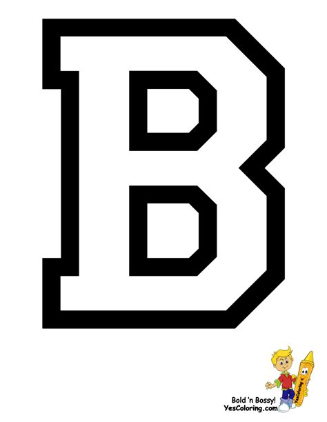 Printable Sports Numbers | sports college alphabet coloring free college sports