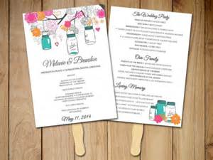 easy wedding program template wedding program template 61 free word pdf psd documents free premium templates