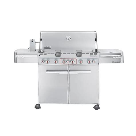 weber summit 174 s 670 propane barbecue the home depot canada
