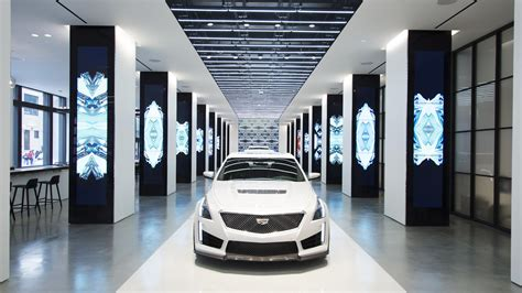 design house york design oriented cadillac house opens in new york