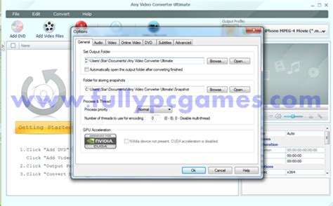 full version video converter for pc any video converter ultimate 4 3 7 free download full