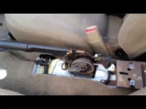 airbag deployment 1993 ford e series engine control 1992 mustang air bag problems doovi