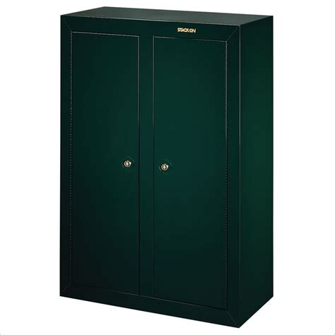 Stack On 16 Gun Door Cabinet by Stack On Safes Security Plus 16 Gun Convertible