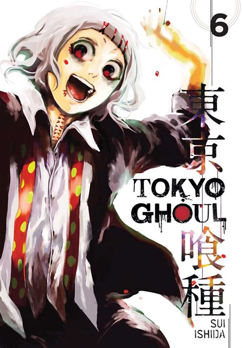 review tokyo ghoul vol 6 edition three if