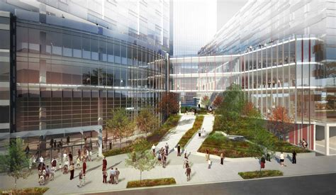 art design jobs seattle first look at nbbj s new amazon complex in seattle