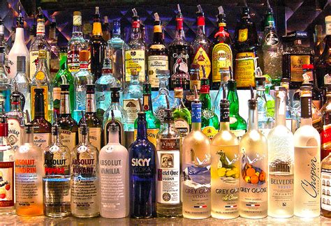 alcoholic drinks bottles rum 171 bartenders guide certification tips