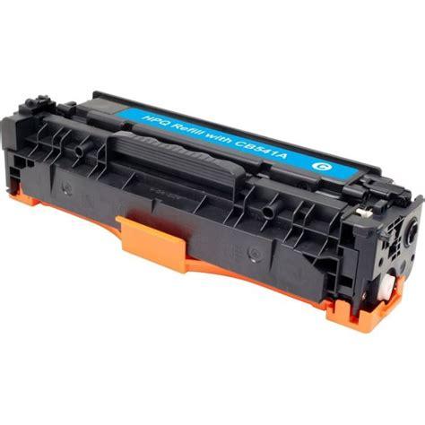 Toner Cartridge Cb541a Cyan Remanufactured remanufactured cyan toner cartridge for hp 169 125a cb541a