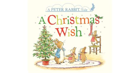 christmas   peter rabbit tale christmas books  kids  popsugar moms photo