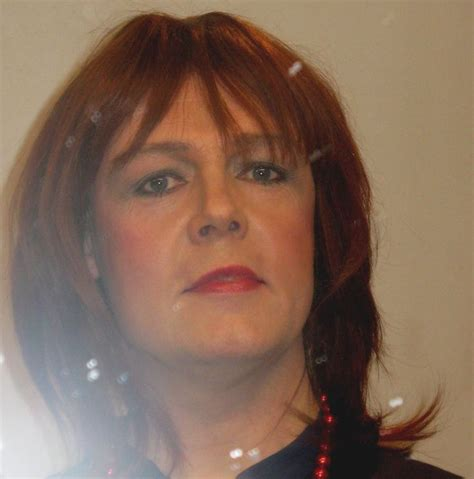 crossdresser real hair close up with a new look time as tinne pinterest