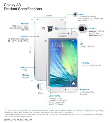 Samsung A3 Nov Samsung Galaxy A5 And Galaxy A3 Coming Next Month