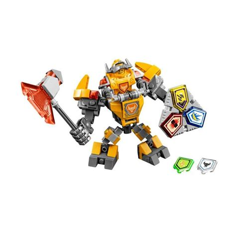Lego 70365 Nexo Knights Battle Suit Axl jual lego nexo knights 70365 battle suit axl mainan blok