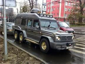 Mercedes Gelandewagen Mercedes Gelandewagen 6x6 From Moscow Benztuning