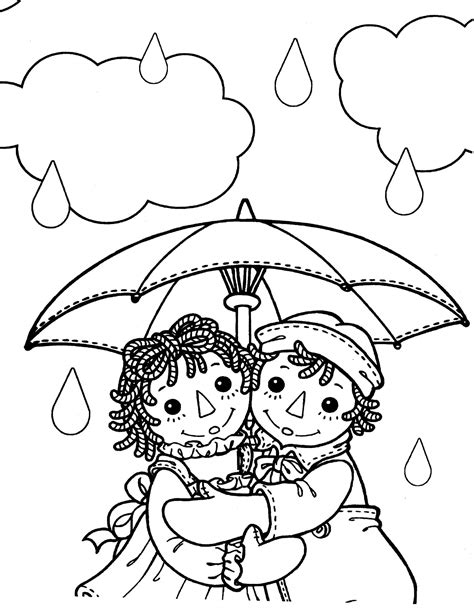 coloring book pages raggedy raggedy 10 coloringcolor