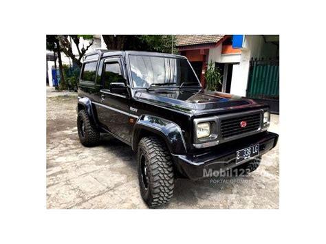 Rocky Hitam jual mobil daihatsu taft rocky 1996 2 8 di jawa tengah