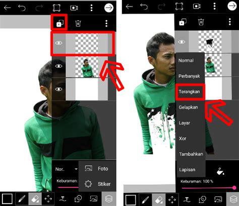 cara edit foto yang keren cara edit foto splatter effect keren di picsart