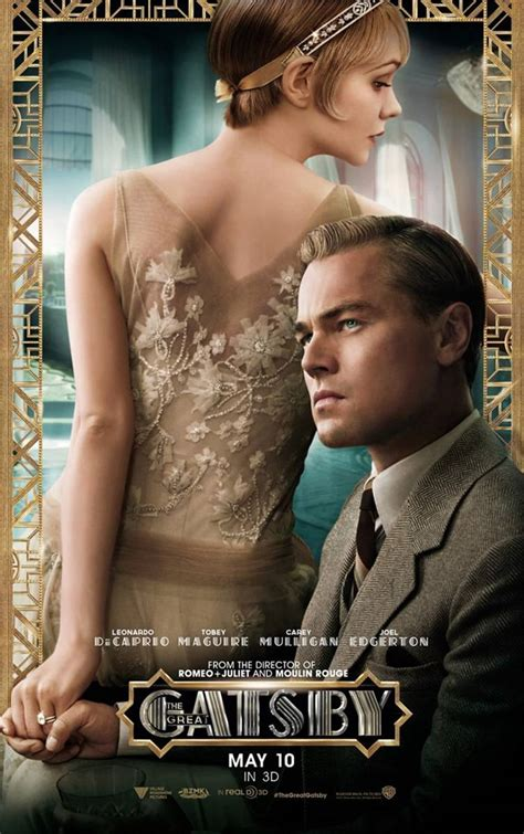 the great gatsby movie the great gatsby new posters