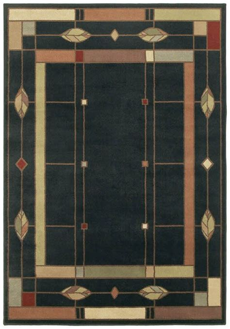 mission style rugs 694 best images about arts crafts rugs on william morris and