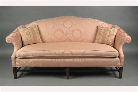 Pennsylvania House Camel Back Sofa 1589262