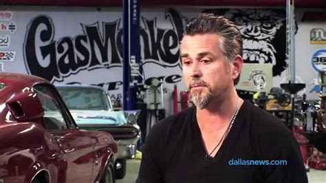 what it took for richard rawlings to put together gas m