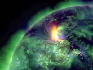 northern lights from solar flare the borealis or northern lights in britain telegraph