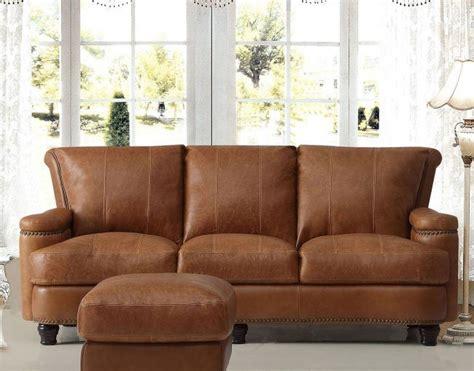 Saddler Leather Sofa by Hutton Leather Sofa Saddle Leather Italia Furniture Cart