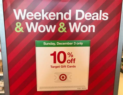 Target Gift Card Sale - now live target gift cards 10 off today only