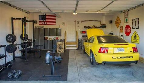 inspirational garage gyms ideas gallery pg 10 garage gyms