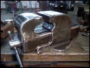 homemade bench vise homemade bench vise homemadetools net
