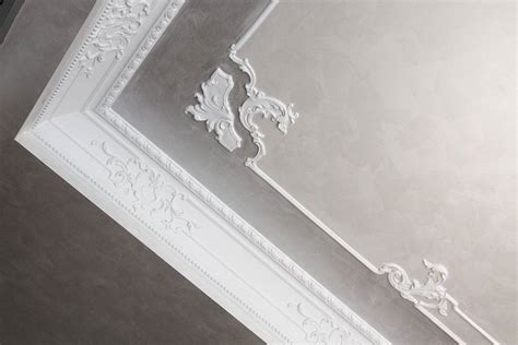 decorazioni per cornici cornici in gesso per decorare casa facilmente