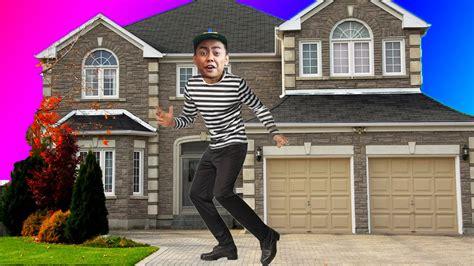 a house i robbed a house youtube