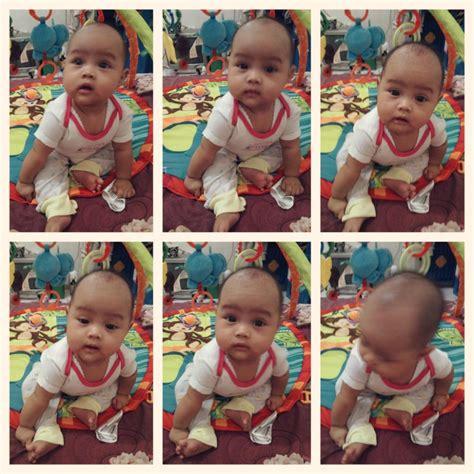 Bantal Pelindung Kepala Bayi Baru Belajar Berjalan umur berapa bayi bunda bisa duduk pertama kali ibuhamil