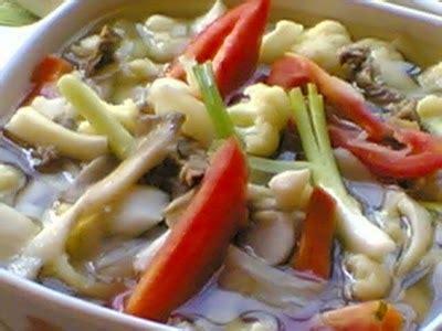resepi diet  ikan sayur campur nz resepi world