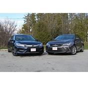 2016 Honda Accord Vs Toyota Camry  AutoGuidecom News