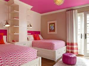 Shared Bedroom Ideas Space Efficient And Chic Shared Girls Bedroom Design Ideas